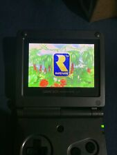gameboy advance sp ags 101 graphite