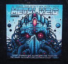 CD - Metal Hammer Presents, Metal V.2.0 - 2012, 15 Track Metal Compilation