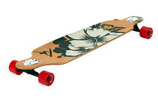 komplett Longboard Drop Shape Low Flower 107cm