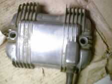 1978 Honda CB 400 T Hawk engine cylinder head valve cover