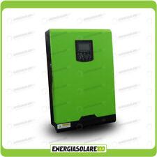 Vendo Inverter solare a Onda Pura 3000W 24V + Regolatore di carica 1500W NUOVO