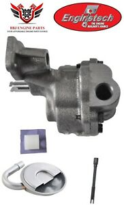 ENGINETECH CHEVY SBC 283 305 307 327 350 400 OIL PUMP, SHAFT AND SCREEN EPK140