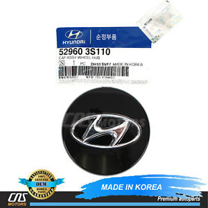 ⭐⭐GENUINE Wheel Center Cap for Hyundai Azera Santa Fe Sonata Tucson 529603S110⭐⭐