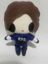 Resident Evil 2 Leon Inspired Plush Chibi Kawaii Cute