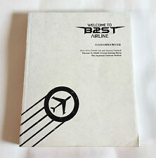 BEAST Welcome To Beast Airline Live Concert 2010-2011 JAPAN PHOTO BOOK w/DVD