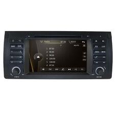 For BMW 5 Series E39 M5 530i 540i Car DVD Player GPS Navi Radio Stereo Head Unit