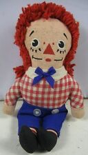 Vintage 7� Tall Raggedy Andy Doll