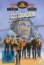 DVD - Kampfgeschwader 633 - Cliff Robertson, George Chakiris & Maria Perschy