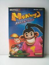MONKEY'S ADVENTURES  [gioco pc]