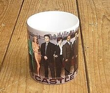 Castle TV Series Great New Cast MUG