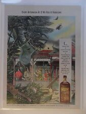 1992 Print Ad Myers's Myers Rum ~ Every Afternoon At 3 We Had A Hurricane Art
