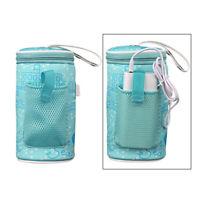 Babyflaschenwärmer Tasche Stillen USB Flaschenheizung zum Gehen Reisen