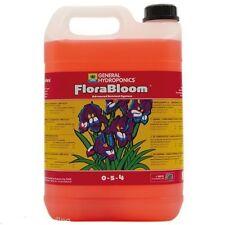 Perfil general Hydroponics Flora Bloom 5L