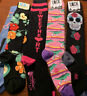 NWT Lot of 5 Knee High Socks - Skating Roller Derby NEW