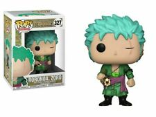 Funko Pop! Shōnen Jump Animation: One Piece - Roronoa Zoro (327) Figura Bobble Head