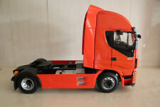 RARE 1:12 Iveco Stralis Hi-Way Heavy Truck Trailer Models Car Hobbies Collection