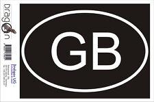 Aufkleber / Autoaufkleber - Großbritannien GB - 160X110 mm DE2319 Länderkennung