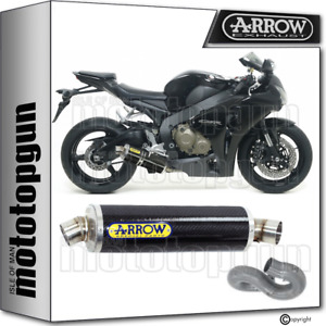 ARROW KIT EXHAUST CAT HOMOLOGATED INDY-RACE CARBON HONDA CBR 1000 RR 2009 09