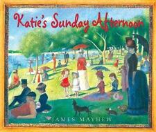 Katie's Sunday Afternoon-ExLibrary