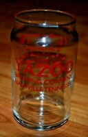 YAZOO BREWING COMPANY TASTER GLASS - NASHVILLE TENNESSEE