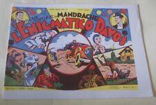 MANDRACHE 'LENIGMATICO DAVOS' (ed. Nerbini)