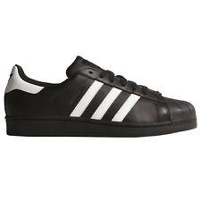 adidas Superstar Black Athletic Shoes for Men for sale | eBay