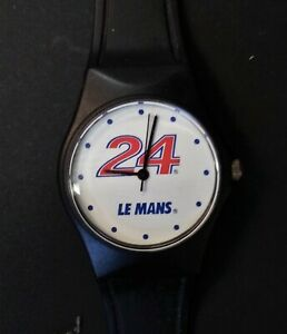 Horloge 24 uur Le Mans 24 heures Le Mans 24 hours Le Mans watch