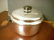 EXECUTIVE HOUSE FINE CHINA COIN PIGGY BANK SHAPED LIKE A COOKING POT JAPAN (T1)