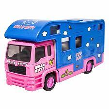 Sanrio Hello Kitty 6 inch Motorhome Truck Pink Genuine license product Die-Cast