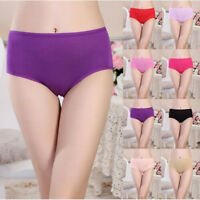 Womens Briefs Soft Menstrual Period Physiological Leakproof Underpants Underwear
