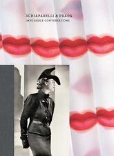 SCHIAPARELLI & PRADA HAUTE COUTURE FASHIONS STYLE TEXTILES 1920S++ BRAND NEW