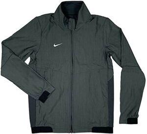 Nike Dri-Fit dri fit Zip Travel Jacket AH7765-060 Grey Men's Size 4XLT 4xl tall