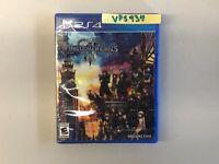 Kingdom Hearts 3 III (Sony PlayStation 4, PS4, 2019) BRAND NEW!!!!!!!!!!!!!!!!!!