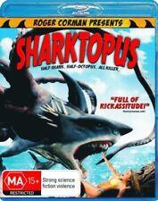 Sharktopus = NEW Blu-Ray Region B