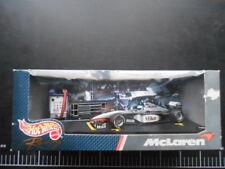 ♥  Hot wheels McLaren Mercedes MP4-14 Mika Hakkinen 1.24 ♥