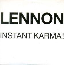 JOHN LENNON - Instant karma 2TR CDS 1992 POP ROCK / Holland Print