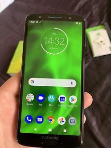 Motorola G6 32GB (Unlocked) Smartphone - Indigo