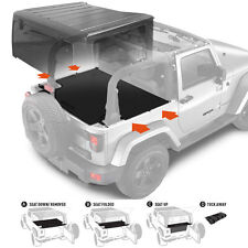 GPCA Jeep Wrangler JK 2DR cargo cover 2007-2018