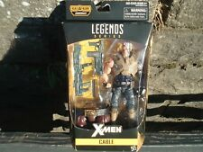 MARVEL LEGENDS XMEN CABLE JUGGERNAUT BAF SERIES NEW AND SEALED