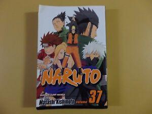 Naruto Volume 37 By Masashi Kishimoto Paperback