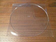 """12.25 Inch ENGRAVED Round Ganaching Plates Acrylic Cake Decorating Discs 12 1/4"""""""