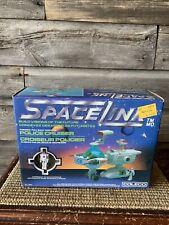 Vintage SpaceLink Space Adventure Set Police Cruiser Space Toys