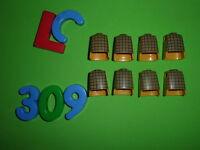 LOTE PLAYMOBIL CUERPOS,LOTE 309, ORGANES Playmobil, Organismes Playmobil, pièces