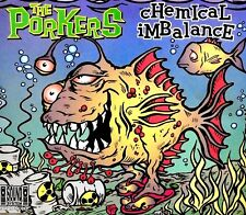 Chemical Imbalance by The Porkers (CD)