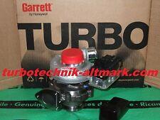 Garrett turbocompresor gtb1752vk para 2,2 litros 2179ccm 4 cilindros 2 Freelander 152ps