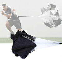 56inch Sports Speed Running Power Chute Resistance Exercise Training Parachute