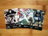 BALTIMORE COLTS Legends TEAM SET Johnny Unitas Mackey