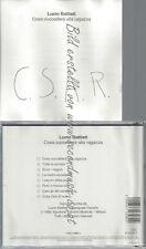 CD--LUCIO BATTISTI--COSA SUCCEDERA'ALLA RAGAZZA |