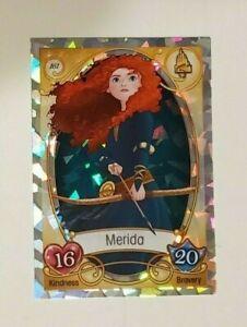 Merida Sparkle Trading Card #161 - Brave - Disney Princess - Topps