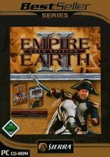 Empire Earth II 2 & Addon the Art of Supremacy = Gold PC Deutsch Empire Earth II